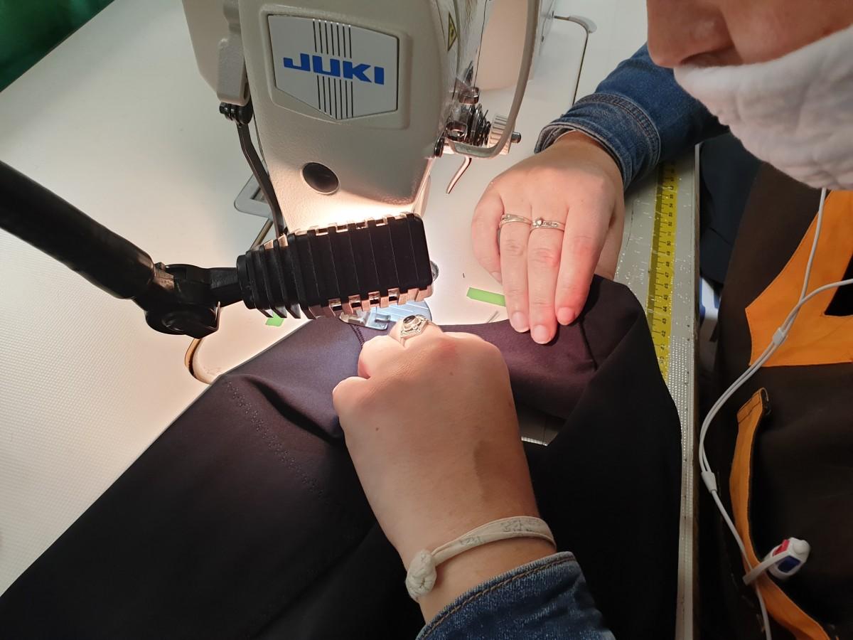 la Régulotte : une culotte 100 % fabriquée en France